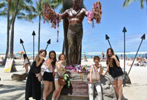 ハワイ研修2013