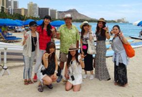 ハワイ研修2015